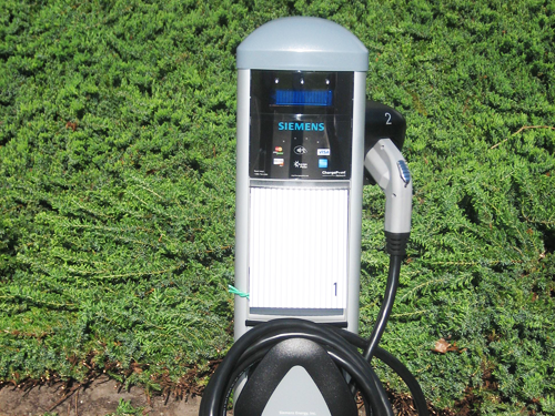 PEO - Projects - Charging Station
